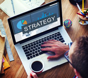 Organization Strategy Marketing Research Concept Stock Images