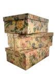 Organize boxes Stock Photo