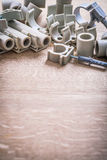 Organized Copyspace Big Composition Polypropylene Royalty Free Stock Image