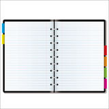 Organizer blank Stock Photography
