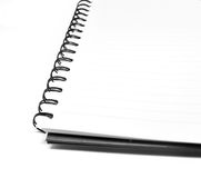 Organizer note book Royalty Free Stock Image