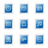 Organizer web icons Stock Images