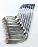 Organizing the irons Stock Photography