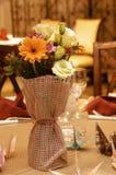Organizzazione del fiore Immagini Stock