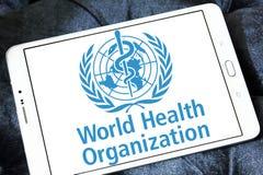 Organizzazione mondiale della sanità, WHO, logo fotografie stock libere da diritti