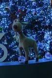 Organizzi gli alberi di Natale fotografie stock