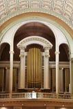 Organo della chiesa Immagine Stock Libera da Diritti