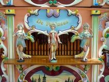 organo di barilotto immagine stock