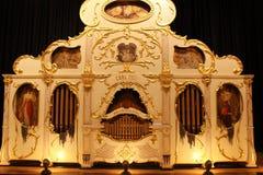 Organo a rullo nel museo dell'orologio, Utrecht Immagine Stock Libera da Diritti