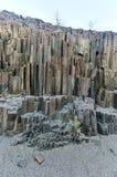 Organowe drymby - Twyfelfontein, Damaraland, Namibia Obraz Stock
