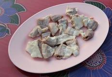 Organs pork Stock Photo