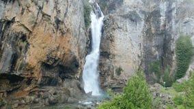Organs Waterfall stock footage