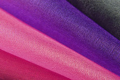 Organza fabric texture Royalty Free Stock Photo