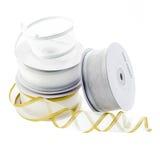 Organza ribbon Royalty Free Stock Images