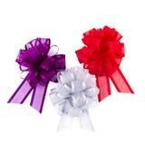 Organza ribbon Royalty Free Stock Image