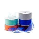 Organza ribbon Stock Image