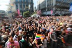 Orgogli belga 2013 - 13 Fotografia Stock Libera da Diritti