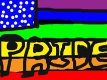 Orgoglio Fotografia Stock Libera da Diritti