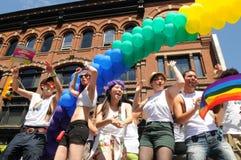 Orgoglio 2014 Fotografia Stock Libera da Diritti