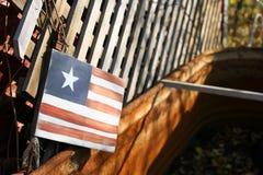 Orgoglio del paese Fotografie Stock Libere da Diritti