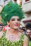 Orgoglio 2013 di Costantinopoli LGBT Immagini Stock