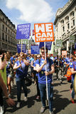 2013, orgoglio di Londra Immagine Stock