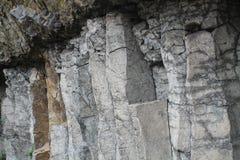 Orgues basaltiques,圣徒面粉,康塔尔省(法国) 库存图片