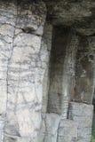 Orgues basaltiques, Helgon-mjöl, Cantal (Frankrike) Royaltyfri Foto