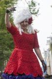 Orgulho alegre Amsterdão 2015 Imagem de Stock Royalty Free