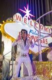 Orgulho alegre de Las Vegas Fotos de Stock Royalty Free