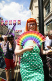 2013, orgulho de Londres Imagens de Stock
