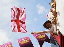 2013, orgulho de Londres Imagens de Stock Royalty Free