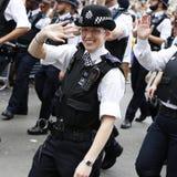 2015, orgulho de Londres Imagem de Stock