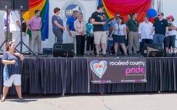 Orgulho 2015 de Rockland County Imagens de Stock