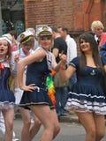 Orgullo 2009 de Brighton Imagen de archivo libre de regalías