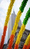 Orgullo alegre el marzo de 2010 de Nueva York Foto de archivo libre de regalías