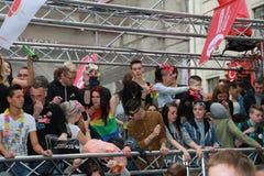 Orgullo belga 2013 - 03 Fotografía de archivo libre de regalías