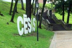 Orgullo de Cesis Fotografía de archivo
