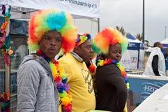 Orgullo 2016 de Durban Foto de archivo libre de regalías