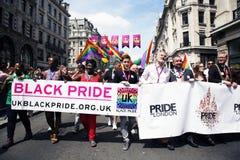 2013, orgullo de Londres Imagen de archivo libre de regalías