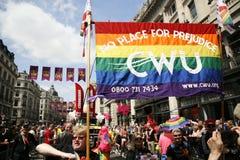 2013, orgullo de Londres Fotografía de archivo