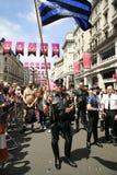 2013, orgullo de Londres Foto de archivo libre de regalías