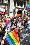 2013, orgullo de Londres Foto de archivo