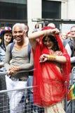2013, orgullo de Londres Fotos de archivo libres de regalías