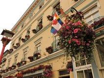 Orgullo en la capital Fotos de archivo libres de regalías