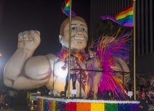 Orgullo gay de Las Vegas Imagen de archivo