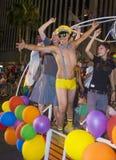 Orgullo gay de Las Vegas Imagen de archivo libre de regalías