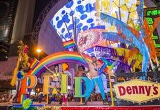 Orgullo gay de Las Vegas Foto de archivo libre de regalías