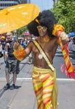 Orgullo gay de San Francisco Fotos de archivo libres de regalías