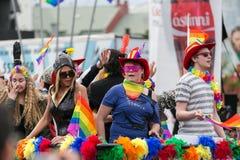 Orgullo gay VII Imagen de archivo libre de regalías